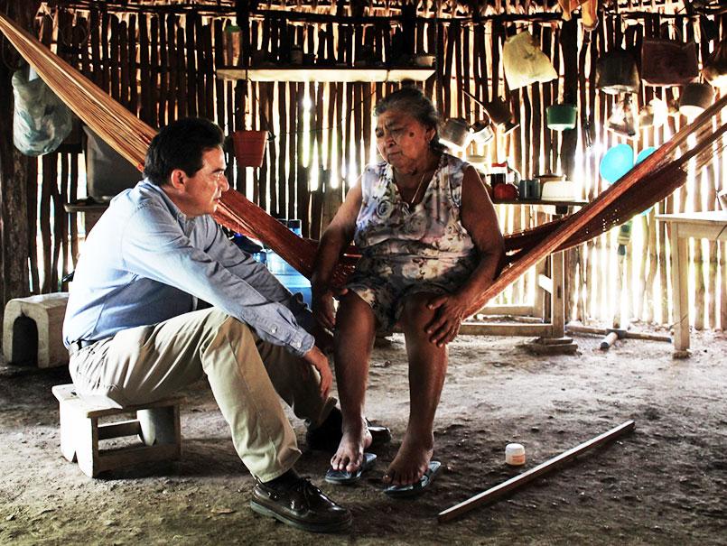 Daniel Ávila Ruiz - Apoyos rurales