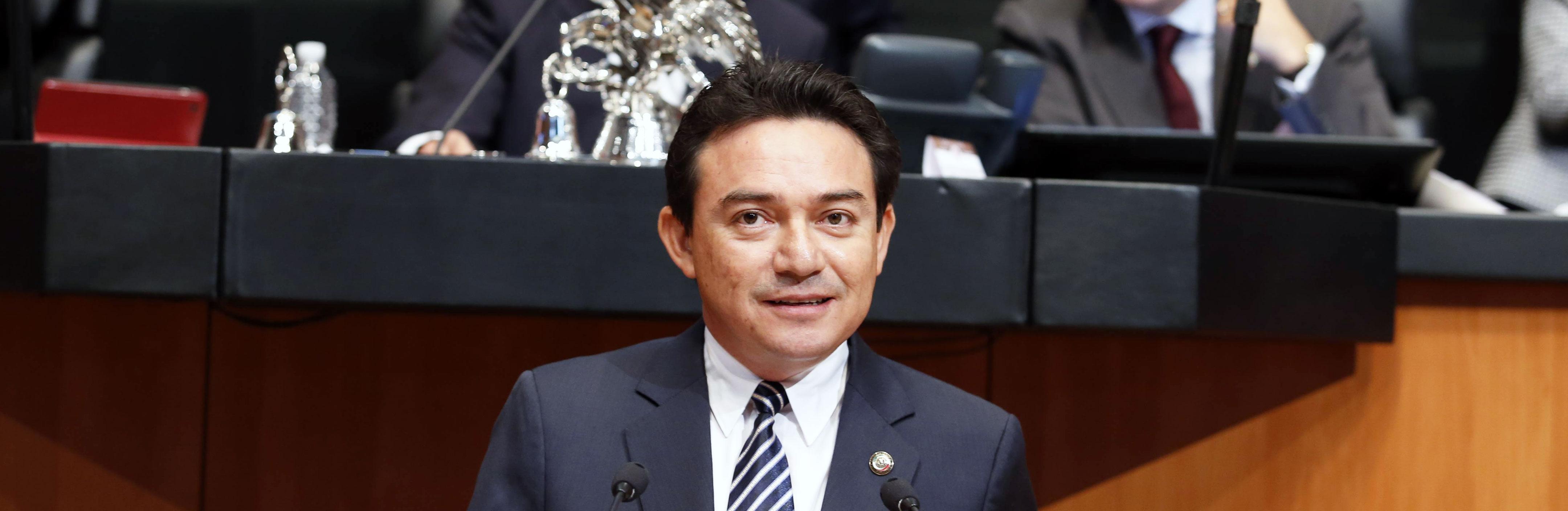 Daniel Ávila Ruiz - Soy tu voz en el Senado