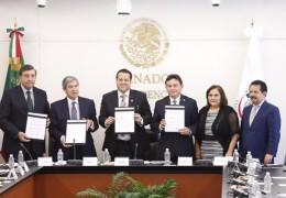 Convenio General de Colaboración entre el Senado