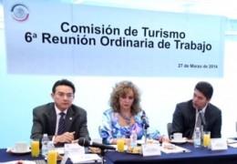 Comisión de turismo