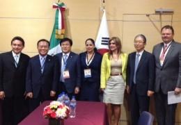 Legisladores internacionales