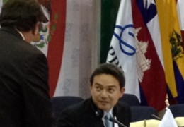 XXII Foro parlamentario Asia Pacífico