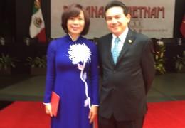 Semana de Vietnam en México