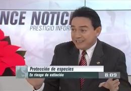 Entrevista con Javier Solórzano en Once Noticas