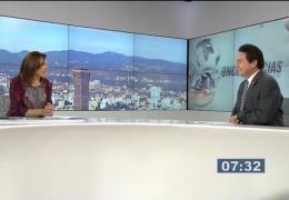 En Canal 11 sobre el ecocidio en Tajamar