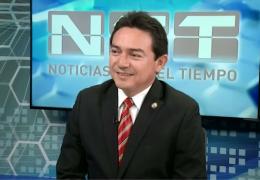 Entrevista en Efekto TV con Bernardo Lartigue