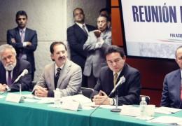 Presidente de la Comisión Bicamaral del Canal del Congreso