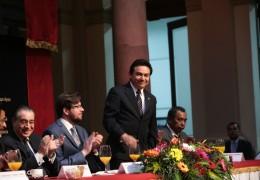 Premian labor de difusión del Canal del Congreso