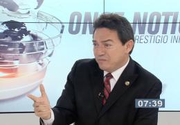 En Canal 11 sobre discusión de leyes del SNA