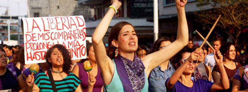 8M: Denuncias de acoso y violencia en el Día Internacional de la Mujer